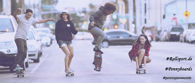Penny monopatin / Penny skateboards