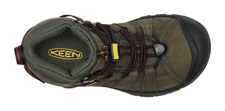 Keen Skyline Mid wp Slate black