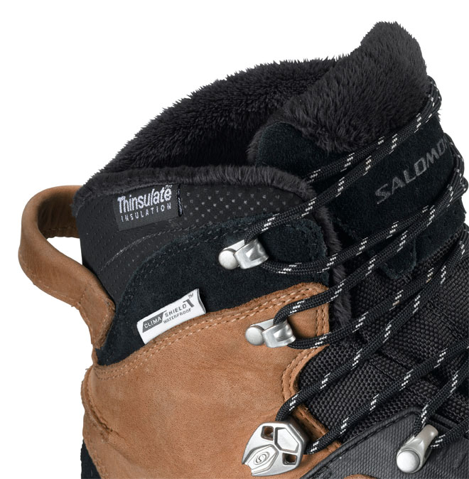 Salomon Switch 2 dark sand zapatos